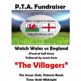 PTA RUGBY FUNDRAISER